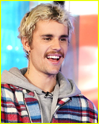 Justin Bieber Busts a Move on the Set of His New Music Video!