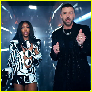 Justin Timberlake & SZA Team Up On 'Trolls World Tour' Single 'The Other Side' - Watch Music Video Here!