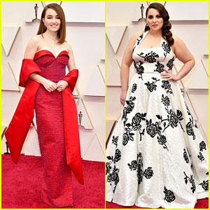 'Booksmart' Stars Kaitlyn Dever & Beanie Feldstein Are Both at Oscars 2020!