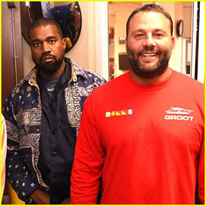 Kanye West Celebrates Super Bowl 2020 After His Miami 'Sunday Service'!