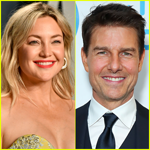 Kate Hudson Recalls the Super Famous Actor Who Scaled an 8 Foot Gate to Crash Her Party