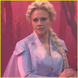 Kate McKinnon's Elsa Comes Out as Gay in SNL's 'Frozen 2' Deleted Scenes Sketch!