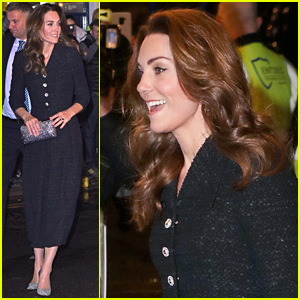 Kate Middleton & Prince William Make It a Date Night at the Theater