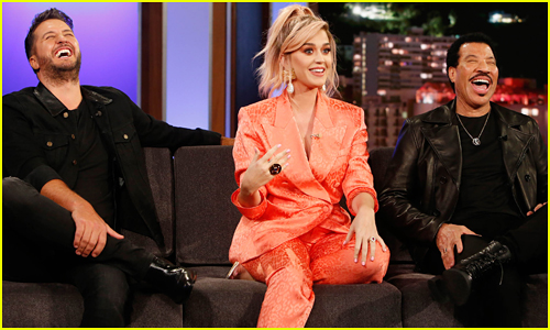 Katy Perry Makes Things Awkward, Reveals Lionel Richie & Luke Bryan Aren't Invited to Her Wedding! (Video)