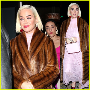 Katy Perry Spends Valentine's Day With Friends Ahead of 'Idol' Premiere - Find Out What She Did!