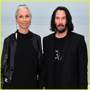 Keanu Reeves Has Been Dating Alexandra Grant Longer Than We've Realized!