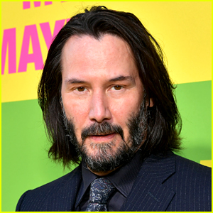 Keanu Reeves Seen Filming 'The Matrix 4' in First Set Photos!