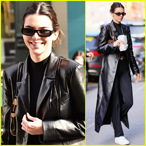 Kendall Jenner Rocks 'Matrix' Inspired Outfit for Day Out in NYC