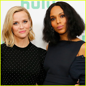 Kerry Washington Says She & Co-Star Reese Witherspoon Are 'Not Supposed to Be Friends' - Here's Why