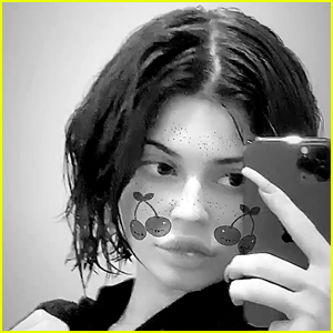 Kylie Jenner Cuts Off 'All' Her Hair - See Pics of Her Shorter 'Do!