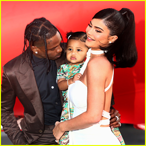 Kylie Jenner's 2-Year-Old Daughter Stormi Sings Her Mom's Viral 'Rise & Shine' Hit! (Video)