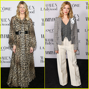 Laura Dern Hosts Vanity Fair & Lancome Celebrate Women In Hollywood!