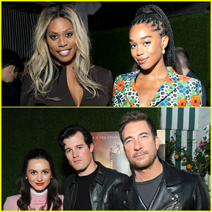 Laura Harrier & Netflix's 'Hollywood' Cast Present First Look at Tastemaker Event!