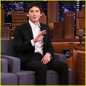 Logan Lerman Reminisces About Working With Heath Ledger in His First Movie!