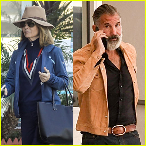 Lori Loughlin & Mossimo Giannulli Make Rare Public Appearance Amid College Admissions Scandal Legal Battle