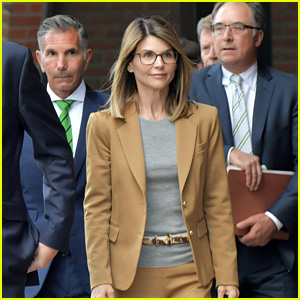 Lori Loughlin's College Admissions Scandal Case Gets a Trial Date