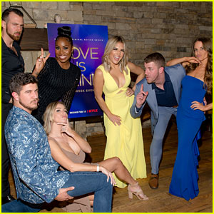 'Love Is Blind' Stars Reunite for Finale Viewing Party - See Who Is Still Together!