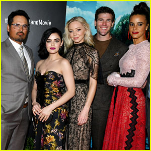 Lucy Hale Joins 'Fantasy Island' Cast at L.A. Premiere - See Red Carpet Photos!