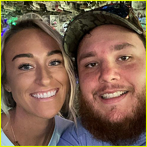 Luke Combs' Valentine's Day Post to Fiancee Nicole Hocking is Pure Goals