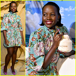 Here's What Lupita Nyong'o Is Up to Leading Up to Oscars Weekend