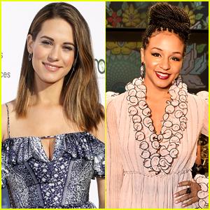 Disney +'s 'Turner & Hooch' Series Casts Lyndsy Fonseca & Carra Patterson