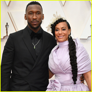 Mahershala Ali & Wife Amatus Sami-Karim Couple Up for Oscars 2020