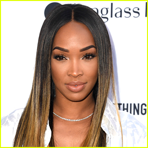 Malika Haqq Speaks to Rumors She's Getting Plastic Surgery After Giving Birth
