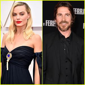 Margot Robbie Books First Post-Oscars Role Alongside Christian Bale