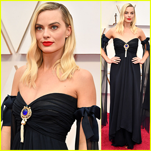 Nominee Margot Robbie Shares a Rare Photo With Husband Tom Ackerley Before Hitting Oscars 2020 Red Carpet