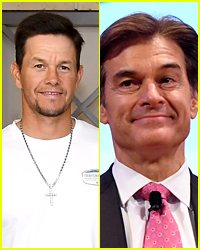 Who Won the Mark Wahlberg vs. Dr. Oz Push-Up Challenge? Find Out!