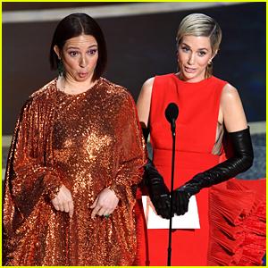 Maya Rudolph & Kristen Wiig Sing Musical Medley While Presenting at Oscars 2020