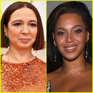 Maya Rudolph's Oscars 2020 Earrings Were Once Worn by Beyonce!
