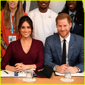 Meghan Markle & Prince Harry Get Charity Website Registered After Dropping 'Royal' Title
