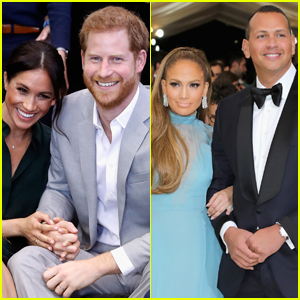 Meghan Markle & Prince Harry Had Dinner with Jennifer Lopez & Alex Rodriguez in Miami!