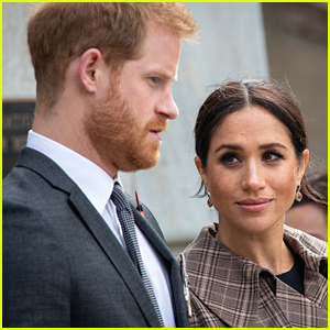 Palace Responds to Meghan Markle & Prince Harry's Rumored Involvement with Endorsement Company