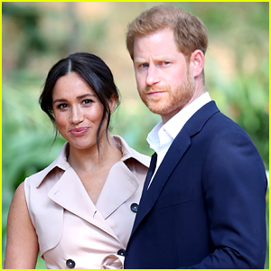 Meghan Markle & Prince Harry Have Reportedly Laid Off Their Full London Staff