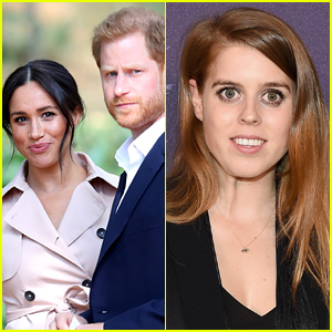 Are Prince Harry & Meghan Markle Attending Princess Beatrice's Wedding?