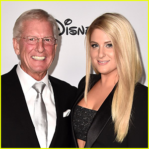 Meghan Trainor's Dad Hospitalized After Being Struck By a Car