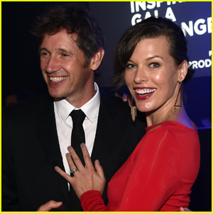 Milla Jovovich & Husband Paul W.S. Anderson Welcome Third Daughter!