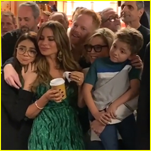 'Modern Family' Cast Wraps Final Day - See All The Instagrams Here!