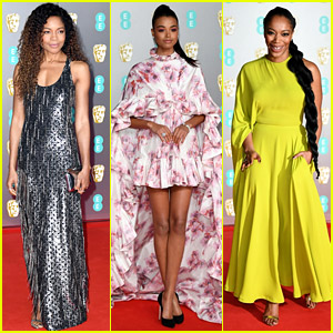 Naomie Harris, Ella Balinska, & Naomi Ackie Glam Up for BAFTAs 2020!