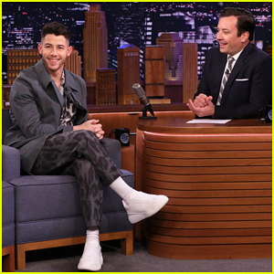 Nick Jonas Reveals How He Learned About That Unfortunate Grammys Spinach Incident! (Video)