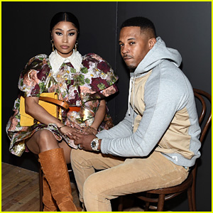 Nicki Minaj Loves Husband Kenneth Petty's Lack of Online Presence