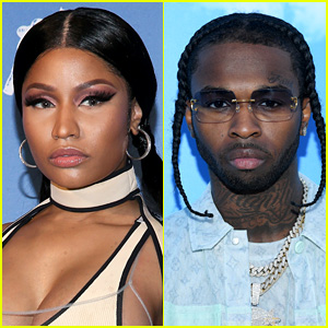 Nicki Minaj Mourns the Death of Collaborator Pop Smoke