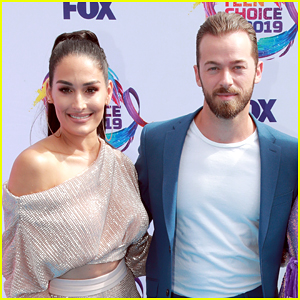 Nikki Bella & Fiance Artem Chigvintsev Can't Agree on Their Baby's Middle Name