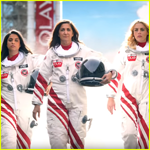 Olay Super Bowl 2020 Commercial Blasts Busy Phillips & Lilly Singh Into Space!