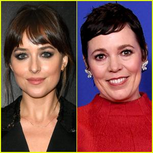 Dakota Johnson & Olivia Colman to Star in Maggie Gyllenhaal's Directorial Debut!
