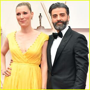 Oscar Isaac & Wife Elvira Lind Enjoy Date Night at Oscars 2020