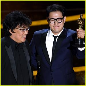 'Parasite' Wins Best International Film at Oscars 2020!