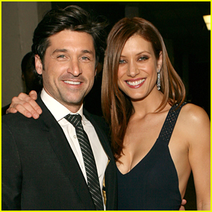 Patrick Dempsey Comments on 'Grey's Anatomy' Ex-Wife Kate Walsh's Photo